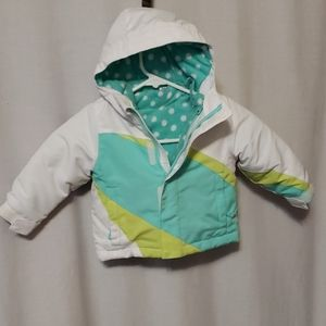 Girls size 12 month 3-in1 Jacket